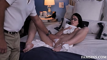 Foster Daughter Punished- Alex Coal
