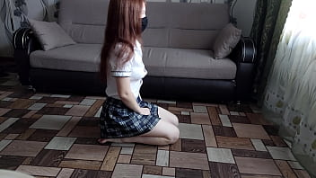 Japanese Student and Director Sex 5分钟