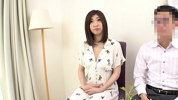 """https://bit.ly/3DcamDP Husband and his wife were deceived by a magazine project entitled """"Memorial Nude Photo that a Loved Couple Wants to Leave"""", and she was cuckold by other guy's bigger dick! Japanese amateur wife BBC porn. 3[Part 1]"""
