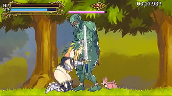 Cute Woman Having Sex With Orks In Porn Hentai 2021 Gameplay