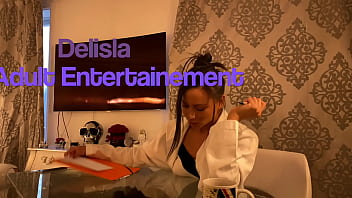 Doctor Cassie del Isla is fucked  by me and her assistent