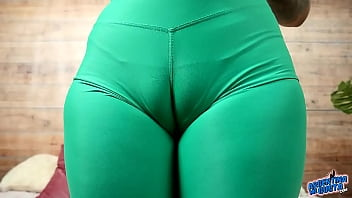 Now That's an INCREDIBLE Big Latina Ass! and a Huge Puffy Cameltoe!