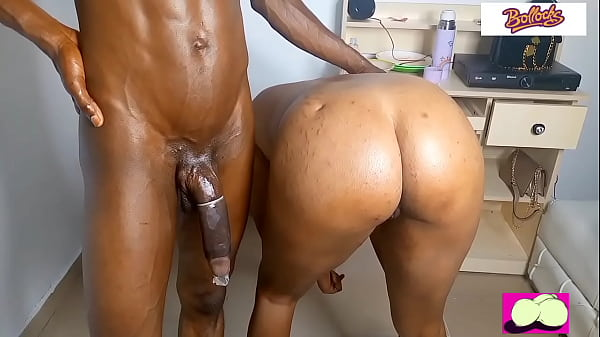 I TOOK THE STRANDED STRANGER I MET ON MY WAY TO THE CHURCH HOME AND FUCKED HER BIG BLACK ASS MERCILESSLY WITH MY BIG BLACK COCK