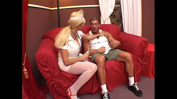 Knockin Nurses #4 - Mature nurses give you the sexual healing that the doctor ordered