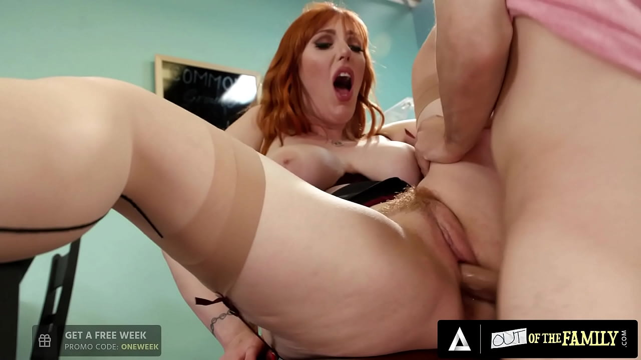 Dirty Lauren Phillips Gives Her Amazing Ass To Her Stepson