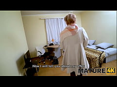 MATURE4K. Charmer prefers to fool around with c...