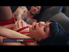Intense sex with gorgeous MILF in lingerie